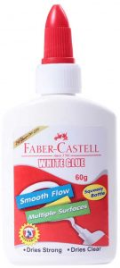 Faber Castell White Craft Glue 45 gms 135x300 - Faber Castell White Craft Glue 45 gms